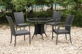 Modern Leisure Lounge Outdoor Rattan Patio Furniture (FS-2055+FS-2056+FS-2057)
