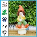 Handmade Polyresin Garden Decoration Gnome Figurinepolyresin Craft