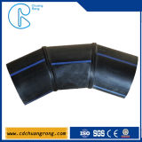 90 Degree Elbow HDPE Fabricated Fitting