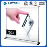 Aluminum Large and Big Telescopic Banner Stand with Steel Base (LT-21)