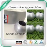 Hot Sale High Gloss Metallic Shiny Silver Transparent Powder Coating