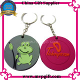 Rubber Key Ring with Customer Logo