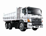 Hight Quantity with Hino 6*4 Dump Truck