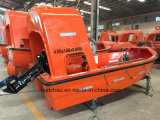 8 Persons Capacity 4.0m GRP Rescue Boat with Outboard Engine for Sale