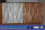 Excellent Sound Absorption Wooden Fiber Wall Panel 3D