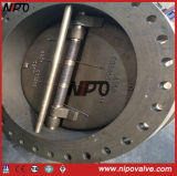 Albronze Flanged Type Double Disc Swing Check Valve