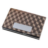 Newly Design Leather Business Card Holder (BS-L-062)