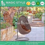 Outdoor Wicker Swing Chair Classical Rattan Hammock (Magic style)