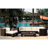 Comfortable Resort Rattan Sofa Set (WS-06010)