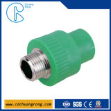 Pipe Fittings Supplier PPR Male Threaded Coupling