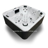 Sparelax 8 Person Smooth Curve New Style Whirlpool SPA (A860)
