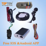Mini Vehicle GPS Tracker for Car and Motorcycle, Without Screen, Acc Monitor, Cut Oil Remotely (TK108-KW)