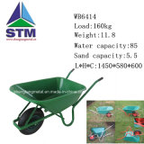 Factory Wheelbarrow with Pneumatic Wheel