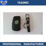Custom Smart Gunuine Leather Car Logo Remote Key Holder