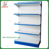 Single-Side of Backboard Shelving, Wall Metal Shelving (JT-A28)
