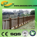 Good Design Eco-Friendly WPC Garden Fencing From China