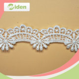 New Arrivals Polyester Embroidery Curtain Lace for Bridal Wedding Dress