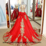 Luxury Evening Dress A-Line Lace Wedding Dresses