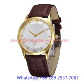 Fashion Inexpensive Stainless Steel Watch, High Waterproof Watch Ja-15114