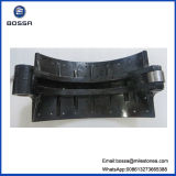 Truck Engine Auto Spare Part 24 Holes Air System 220mm Brake Shoe for Hino Truck