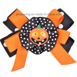 Holiday Product Hair Clips Girls Halloween Ribbon Hair Bows