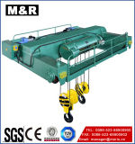 7.5 Ton Electric Wire Rope Hoist with Double Hook