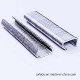 Galvanized Wire 15g50 C Ring Staples