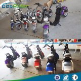 1200W EEC 2 Wheel Electric Harley Scooters for Adults