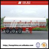 Aluminum Alloy Fuel Tank Truck, Tank Semi-Trailer Made in China