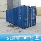 Ningbo Tianjin Dalian 20gp 20DC 20hc Cargo Worthy Container