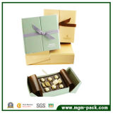 Creative Design Double Lids Paper Chocolate Gift Box