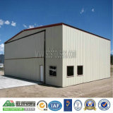 Low Cost Steel Frame Warehouse Building