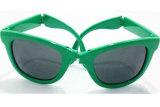 2017 New Design Portable Men′s Folding Sunglasses