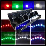 4 Head 12W RGBW 4in1 LED Effect Light