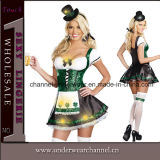 Fashion Carnival Sexy Women Beer Maid Party Costume