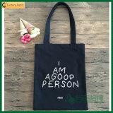 High Quality Natural Shopping Cotton Bag (TP-SP572)
