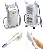 Two Handles IPL Shr / Shr Opt Hair Removal Machine with FDA Approved