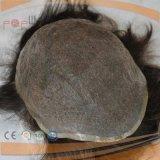 Full Lace Human Mens Hair Piece