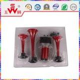 Red Color Loud Speaker Horn
