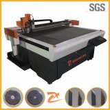 Es High Speed High Precise Factory Price CNC Leather Cutting Machine 1214