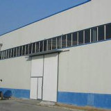 Prefabricated Steel Warehouse Plant Workshop Building (wz-54536)