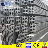 Ss400 Q235B Hot Rolled U Channel for Building Structure (UC005)