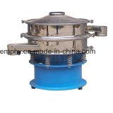 Circular Vibrating Machine for Screening Ceramic Glaze