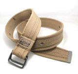 Classic Cotton Webbing Braided PU Fashion Belt Cky0309
