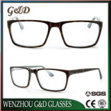High Quality Latest Acetate Spectacle Optical Frame Eyeglass Eyewear 37-256