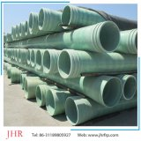 FRP Polyester Resin Pipe GRP Waste Water Pipe