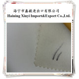 PU Rexine Leather Wet PU Leather White Color