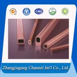 Seamless C10200 Oxyge- Free Copper Hollow Conductor Tubes