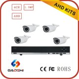 4CH 720p CCTV Bullet Ahd Camera Kits