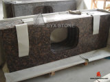 Baltic Brown Granite Stone Kitchen Countertop for Kitchen and Vanity